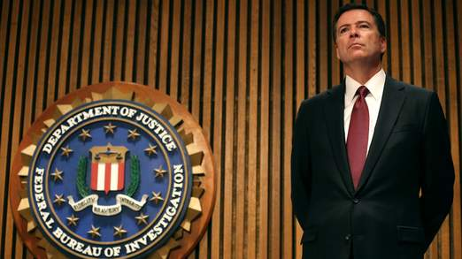 FBI Director Comey Announces Crackdown On Commercial Child Sex Trafficking