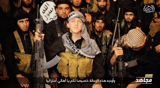 17 Year Old ISIS Member