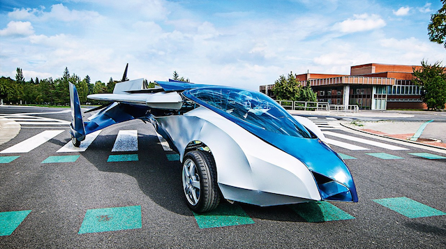 How Much Does Aeromobil Flying Car Cost