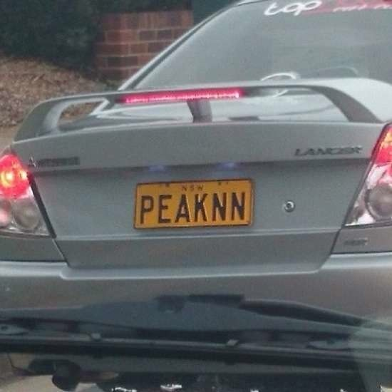 Australian Number Plates 20
