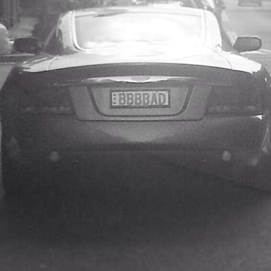 Australian Number Plates 27