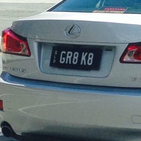 Australian Number Plates 8