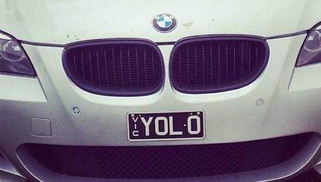 Australian Number Plates