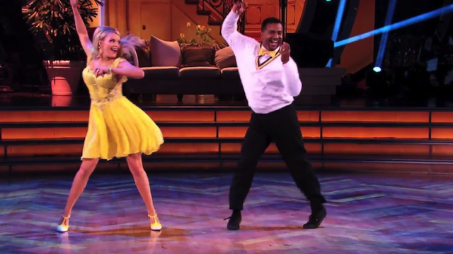 Carlton Dance Dancing With The Stars