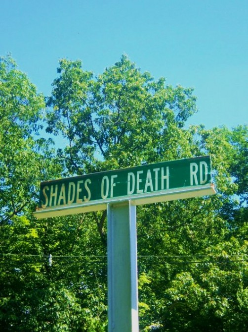 Creepy Places - Shades of Death Road
