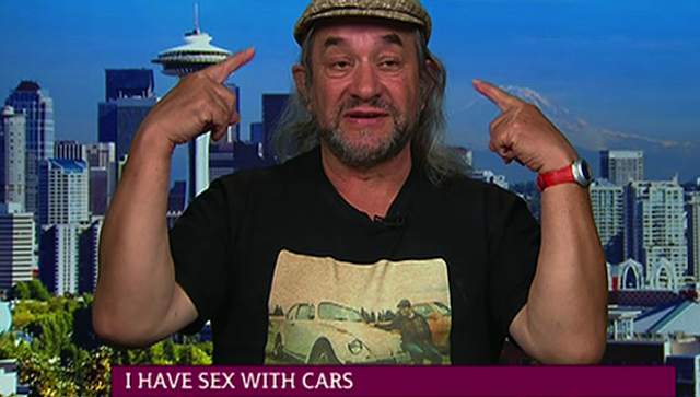 Edward Smith Sex With 700 Cars