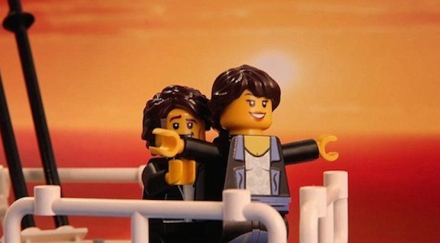 Famous Movie Scenes LEGO Featurd