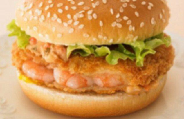 Filet O Shrimp