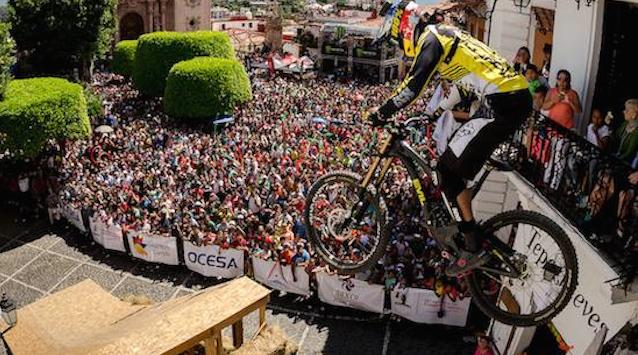 Insane Downhill Urban BMX Ride