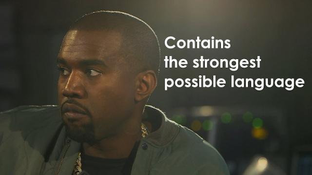 Kanye West Losing Shit Supercut