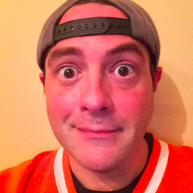 Kevin Smith No Beard