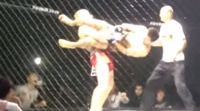 MMA 2 On 1 Siberia Fight