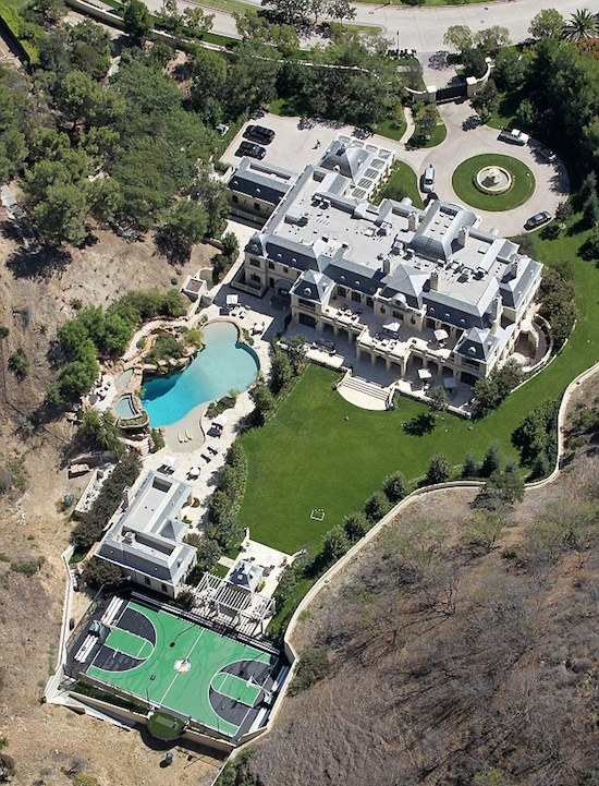Mark Wahlberg S Dream House Is Finally Finished After 5