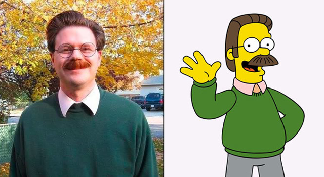 Ned Flanders Real Life
