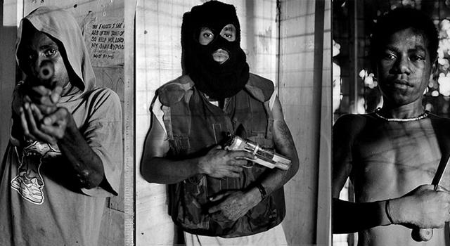 Papa New Guinea Gangs - Raskol Gangs