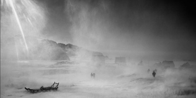 Ragnar Axelsson RAX - glacier storm