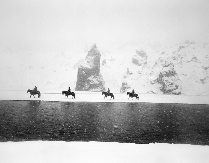 Ragnar Axelsson RAX - horses