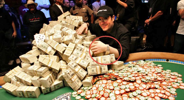 Poker players payment winning slots strategies