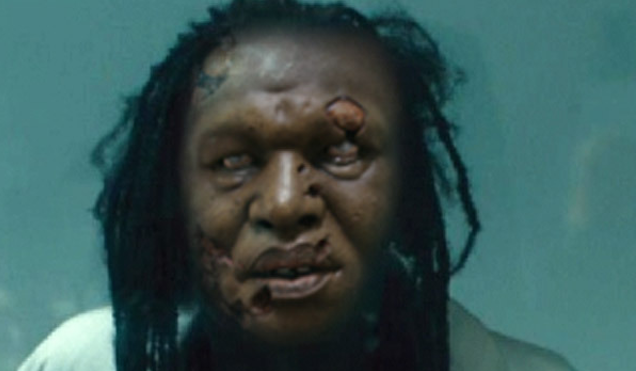 Third Ebola Zombie