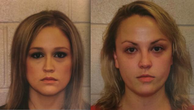 Two High School Teachers Threesome Student