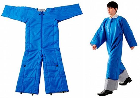 Wearable Futon 1