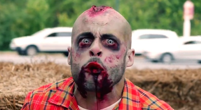 Zombie Scarecrow Prank Ed Bassmaster