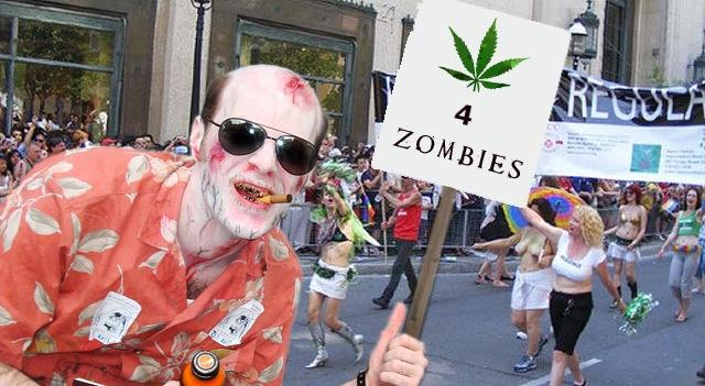 Zombie Stoned