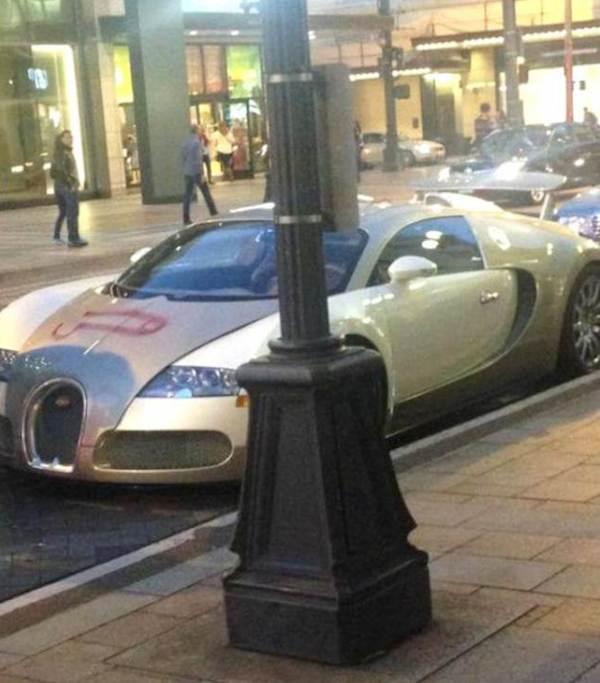 Penis $2 million Bugatti