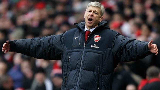 Arsene Wenger Jacket