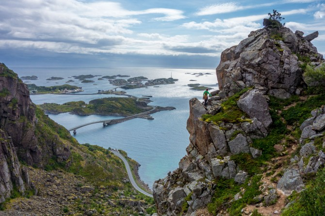Awesome Look Out Spots - Norway's Lofoten Islands