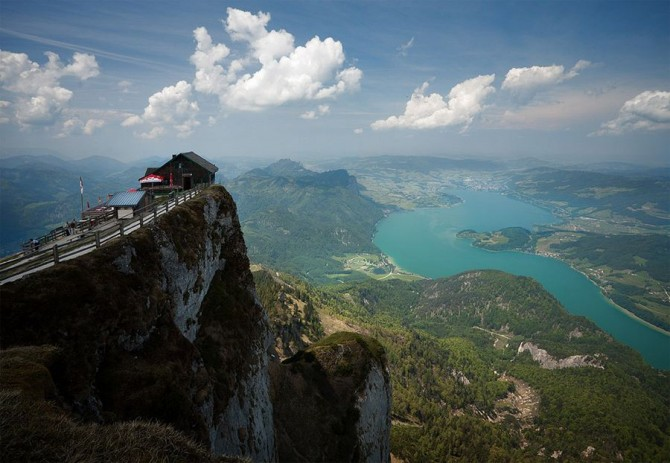 Awesome Look Out Spots - Pucha Austria