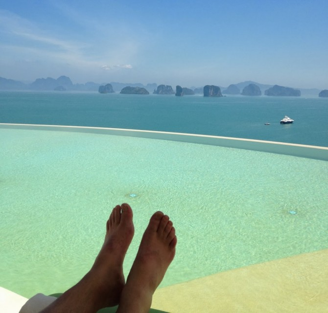 Awesome Look Out Spots - Yao Noi Thailand