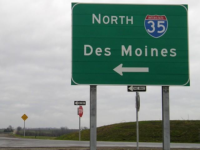 Des Moines