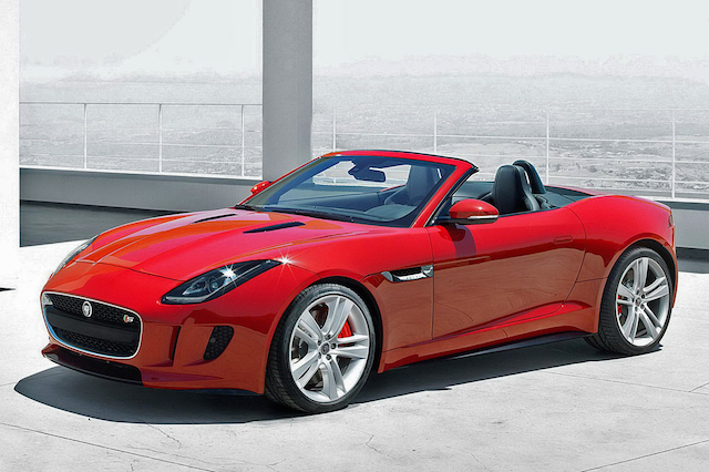 F Type Jaguar