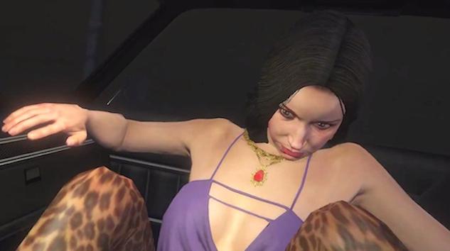 GTA V Prostitute