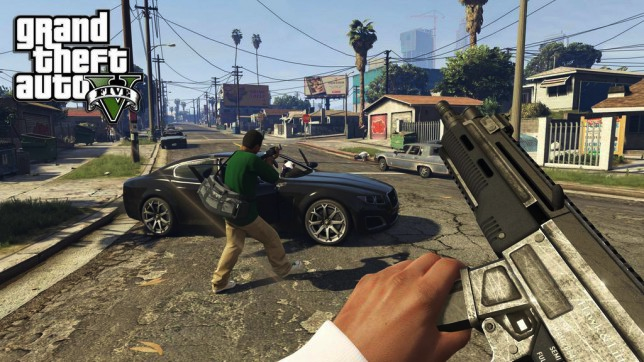 GTA V Remastered