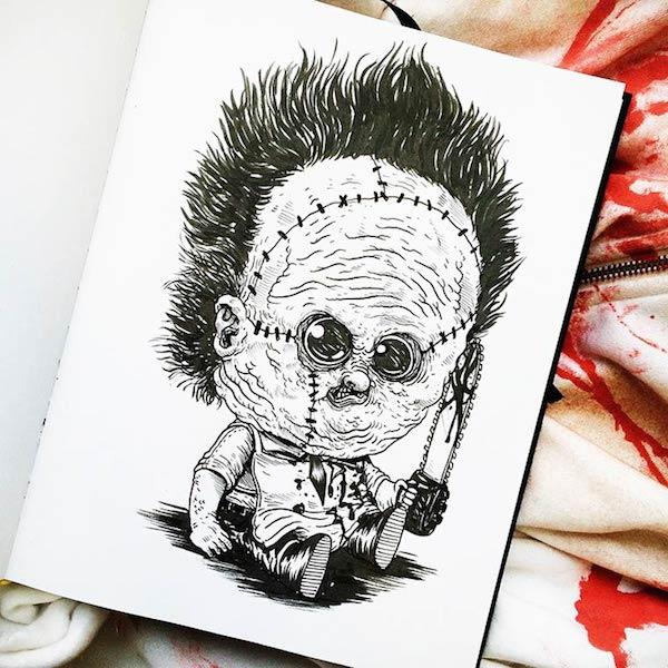 Horror Movie Killers Babies 15