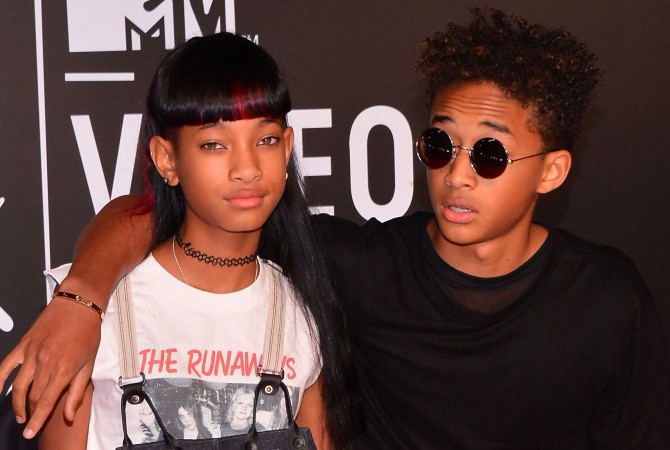 Jaden And Willow Smith 2