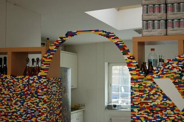 LEGO Wall 3