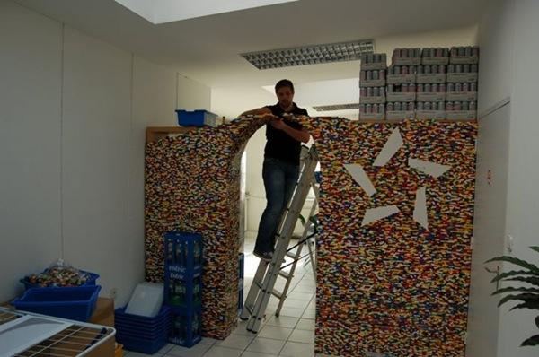 LEGO Wall 4