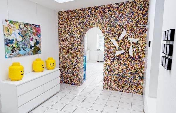 LEGO Wall 6