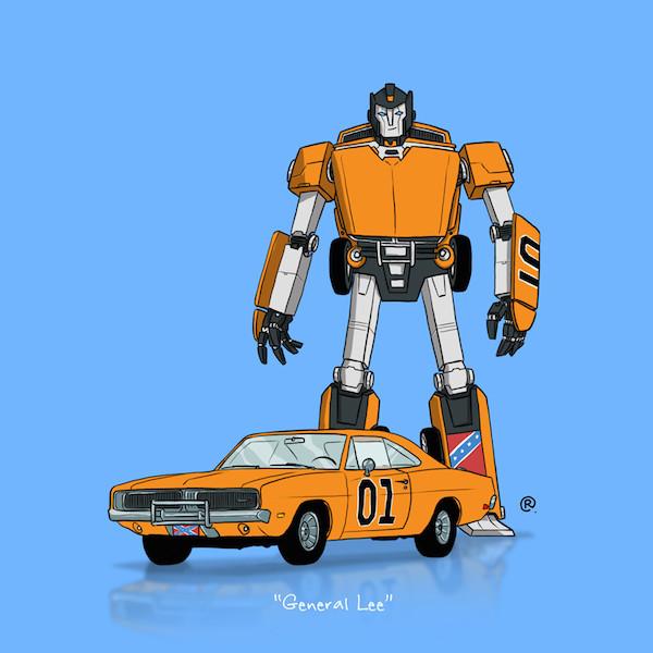 Movie Cars Transformers 10