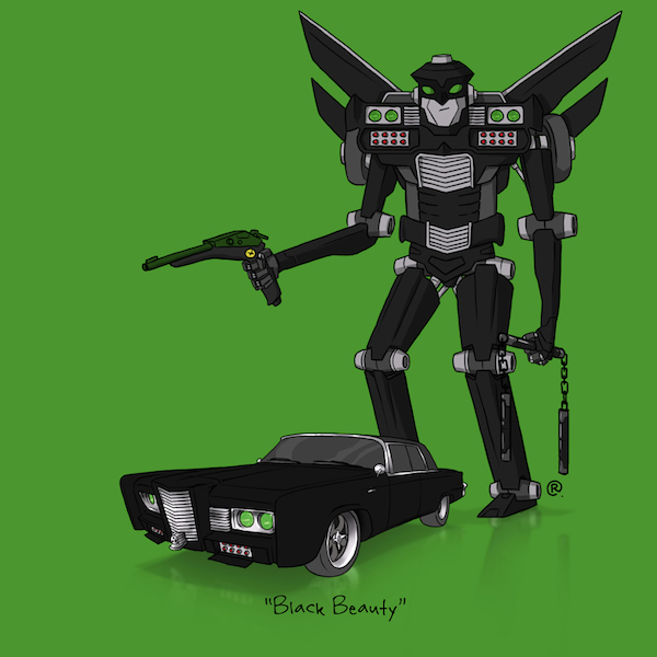 Movie Cars Transformers 11