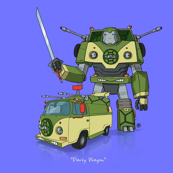 Movie Cars Transformers 12