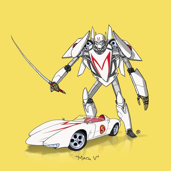 Movie Cars Transformers 16