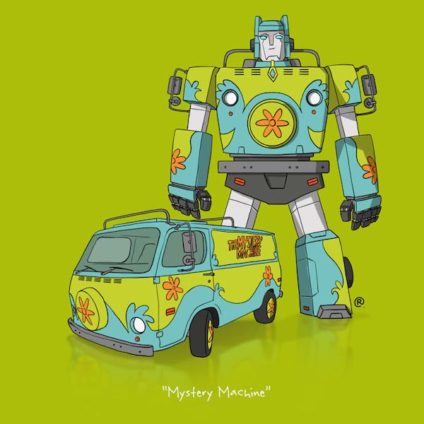 Movie Cars Transformers 17
