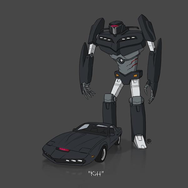 Movie Cars Transformers 2