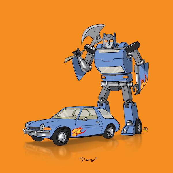 Movie Cars Transformers 6
