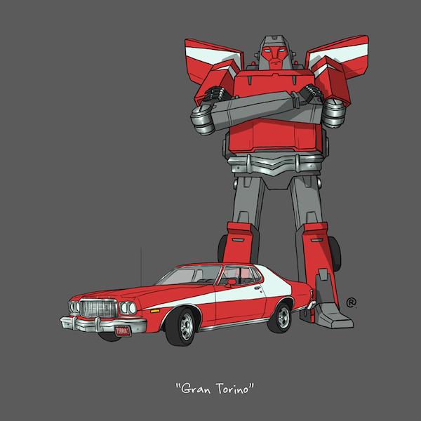 Movie Cars Transformers 7