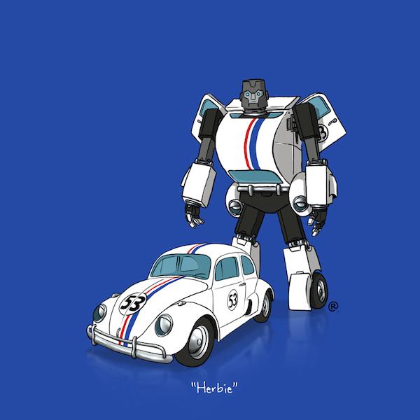 Movie Cars Transformers 8